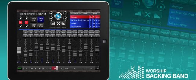 Multitrack Player Review - Worship Backing Band
