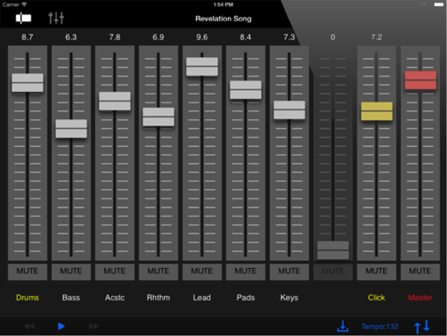 Multitrack Player Review - Worship Band in Hand