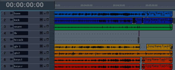 Multitrack Player Where Are All the Free Multitracks